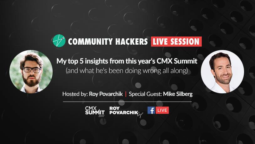 CMX Summit Insights