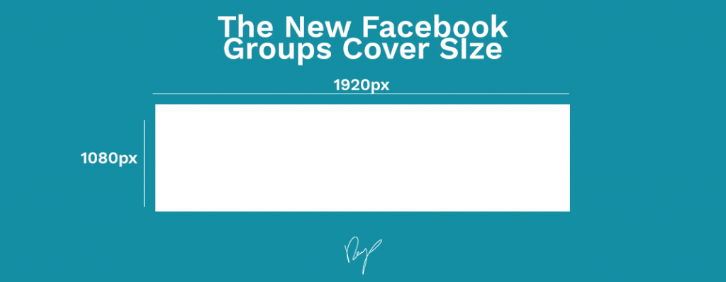 Facebook Groups Cover Size December 2017
