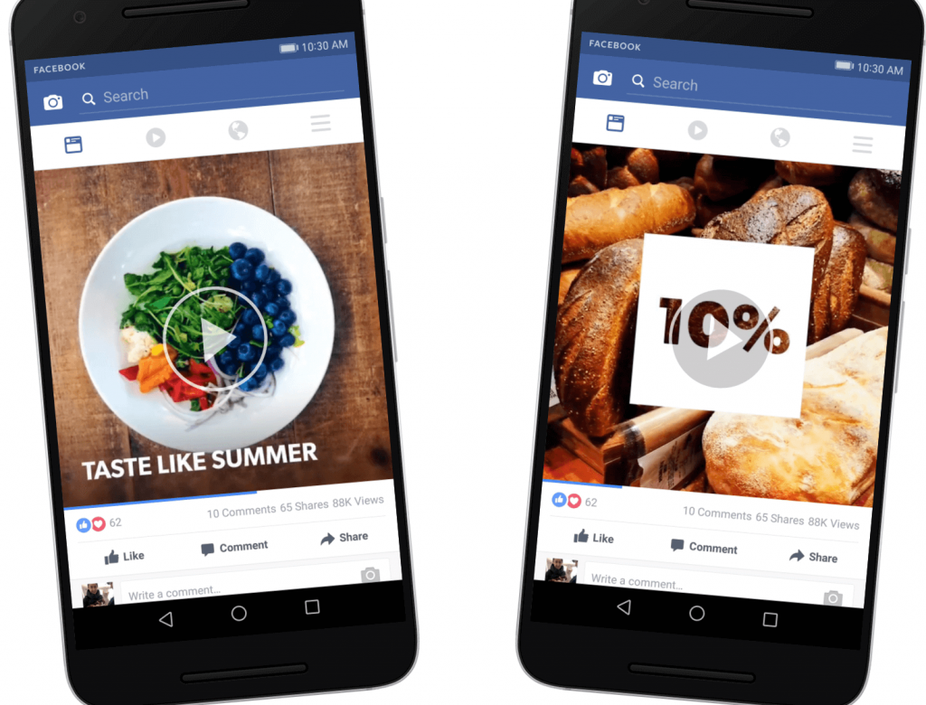 Basic Facebook Ads - Video Ads