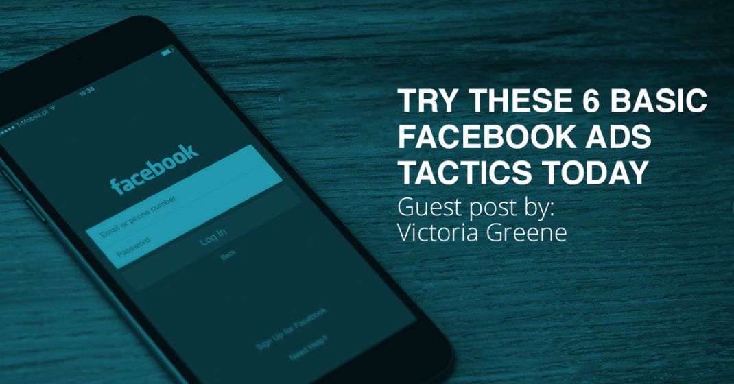 6 Basic Facebook ads