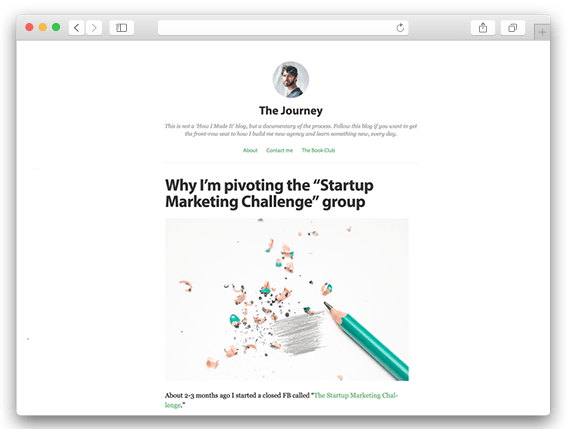 Roy Povarchik   Growth Hacking & Content Marketing